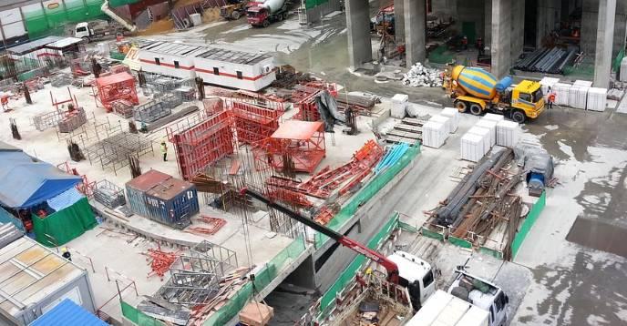 Budowa a materiały budowlane