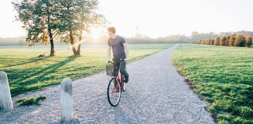 Lokalna wycieczka rowerowa