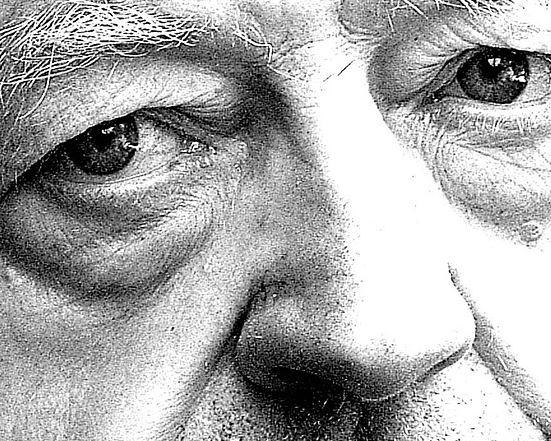 oczy staruszka