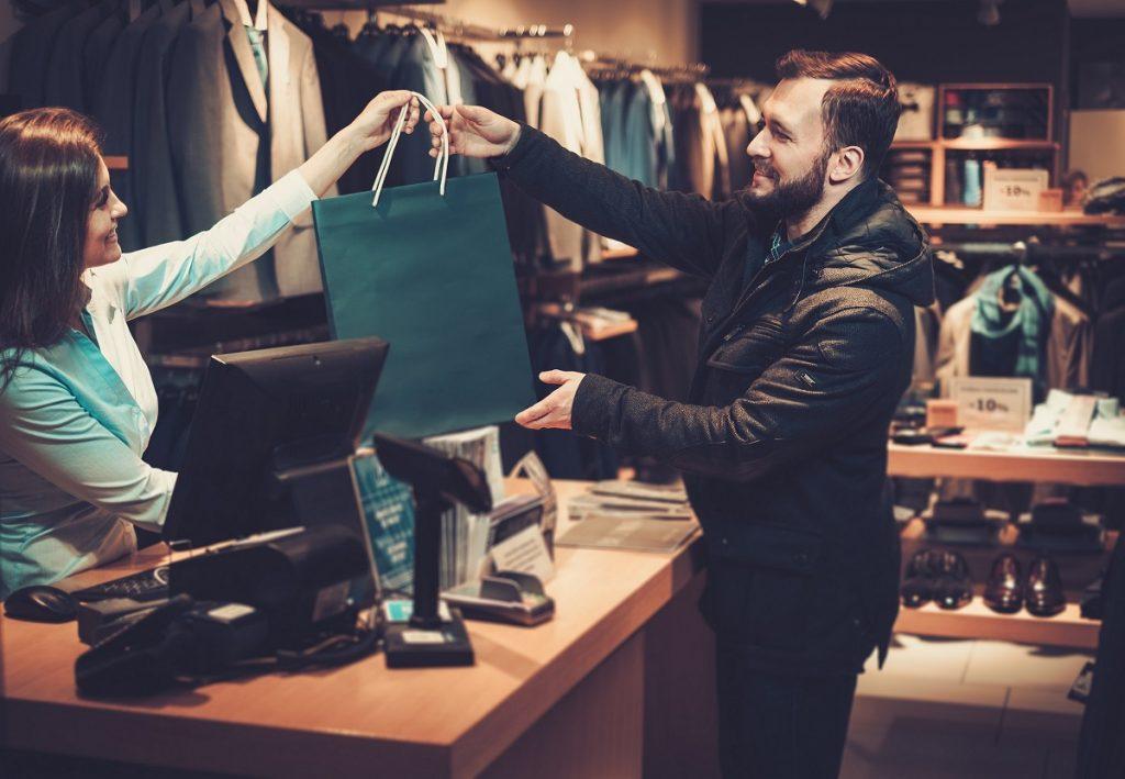zapach do sklepu - sklep odzieżowy
